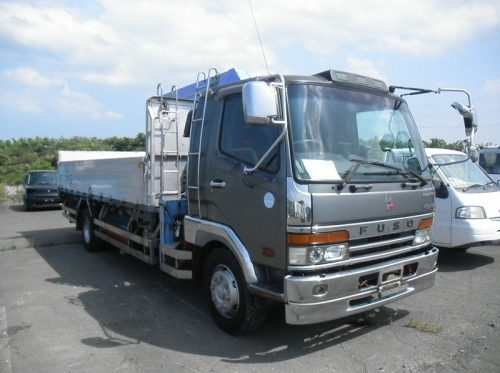 Кран-манипулятор Mitsubishi Fuso